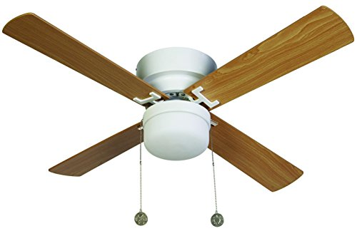 LUCCI AIR 512106 NORDIC VENTILADOR DE TECHO LUZ INTEGRADA 42 COLOR BLANCO