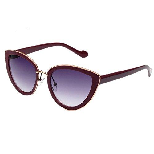 Masterdis Mstrds Shades Likoma Mirror Sunglasses UV400 lunettes de soleil Miroir Couleur black/purple/purple 1DiZ9gr