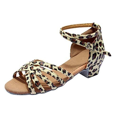 Gladiator T-strap Flachen Sandalen (Damen High Heel Schuhe,Tomatoa Frauen Schuh Tango Modernes Ballrom Latein Tanzschuhe Dance Schuhe Riemchensandalen Damen Flip Flops Gr.35-41)