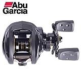 FairytaleMM Mulinello da pesca Abu García PROMAX3-L 7.1: 1 Ruota idraulica da lancio Baitcasting sinistra (Colore: nero)