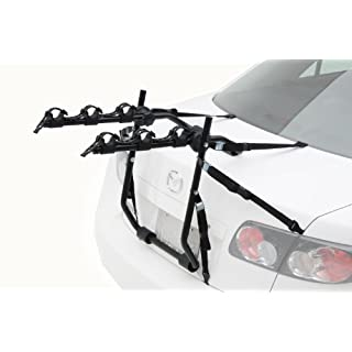 Hollywood Racks F9 Express 3 Bike Trunk Rack, Black