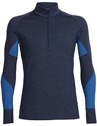 Inconnu Winter Zone sous-Vêtement Thermique Manches Longues 1/2 Zip Homme