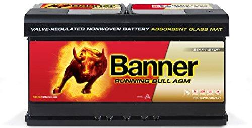 Banner Vliesbatterie Running Bull 92Ah