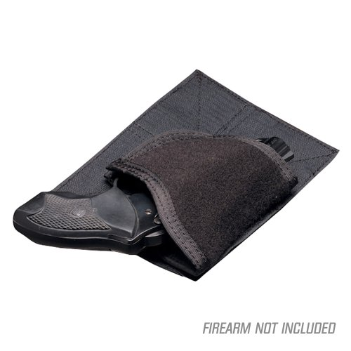 5.11 Tactical back Up Belt System Holster Pouch - Black - One Size