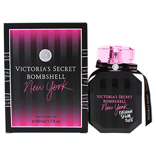 Victoria's secret new 'bombshell new york', profumo da 50 ml, in scatola