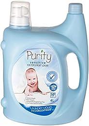 Purity Sensitive Ultra Concentrate Liquid Detergent,4L