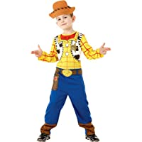 Deguise Toy Story I-884195S - Costume da travestimento, Woody taglia S, 3-4 anni