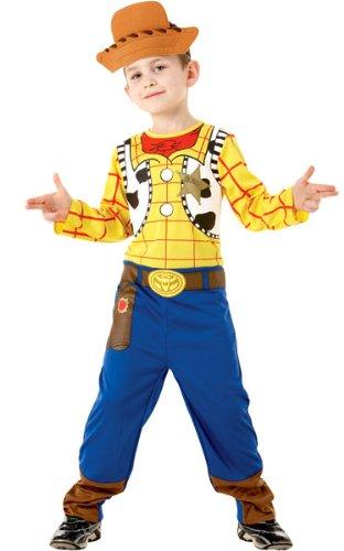 Imagen 1 de Rubie`s - Disfraz infantil de Woody clásico (884195-S)