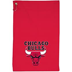 NBA Chicago Bulls Colored Sports Towel