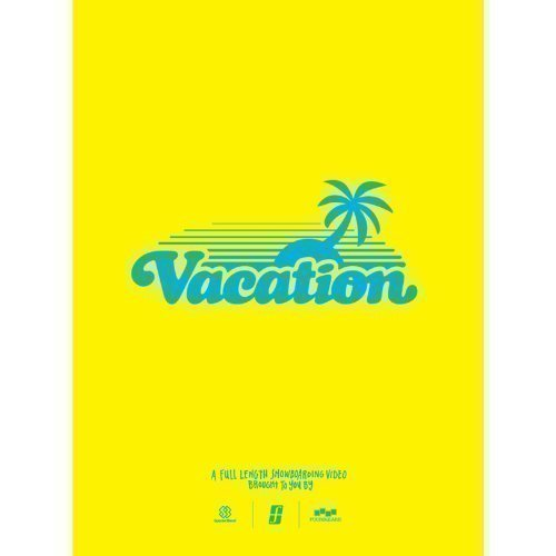 Vacation Snowboard DVD By Forum