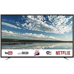 "Sharp AQUOS LC-40FI5442E Smart TV da 40"" Slim Full HD, suono Harman Kardon, SAT Internet WiFI Youtube Netflix 3xHDMI 2xUSB 1xVGA Hotel mode uscita cuffie scart"