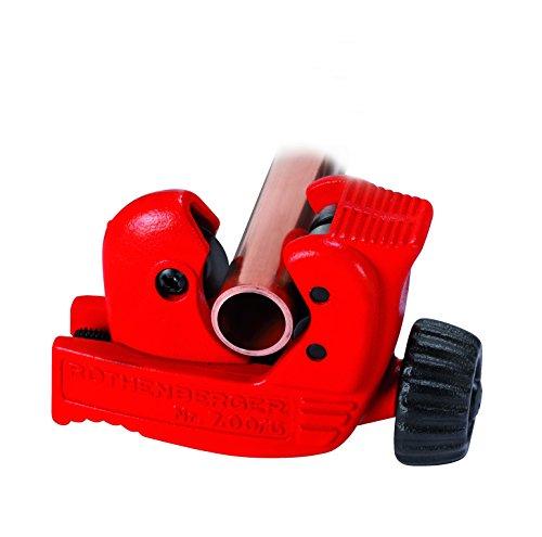 Preisvergleich Produktbild Rothenberger Rohrabschneider Mini max, Durchmesser 3 - 28 mm, 1 Stück, 70015