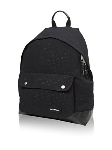 "Eastpak Padded Pak'r Polyamide,Polyester Blue,Brown,Grey,Red backpack - backpacks (Polyamide, Polyester, Blue, Brown, Grey, Red, Monotone, 35.6 cm (14""), Front pocket, Zipper) Blu Intenso"
