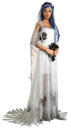 Kost-me f-r alle Gelegenheiten RU56160LG Corpse Bride Dlx Adult - Kostüm Bride Erwachsene Corpse