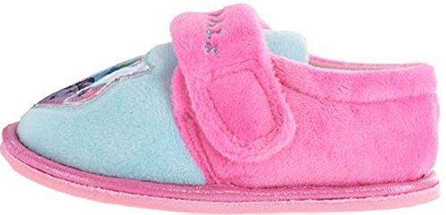 Filles Enfants Quality My Little Pony Suzanna Bd Personnage Dessin Animé Chaussons Bottines - Multicolore, UK 10/EU 28 - Préscolaire