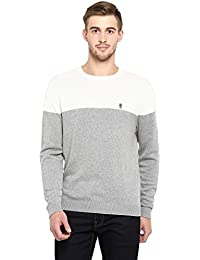Red Tape Men's Cotton Sweater
