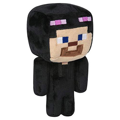 Minecraft 9311 Happy Explorer Steve in Enderman - Peluche