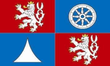 UB Fahne / Flagge Reichenberg Region 90 cm x 150 cm Neuware!!!