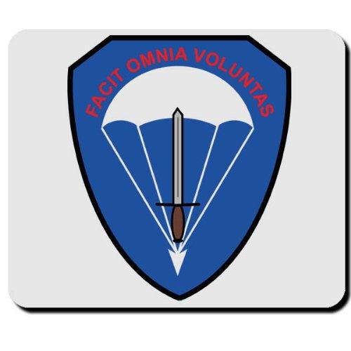 Commando forze speciali Elite unità militare KSK facit Omnia voluntas-Mouse Pad Computer Laptop PC #