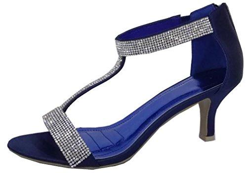 Blu Sandali Navy Krasceva Per Della Donna xwf56q