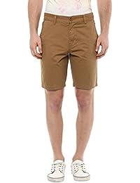 Urban Eagle By Pantaloons Men Cotton Shorts