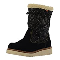Rocket Dog Blastoff Warm Fleece Lined Flat Winter Snow Boot
