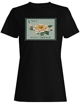 Nueva Oficina De Correos 1.5 Cents Uk camiseta de las mujeres m102f