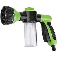 longyitrade 1 Pistola de Agua de Espuma para Coche, portátil, Multifuncional, Pistola de