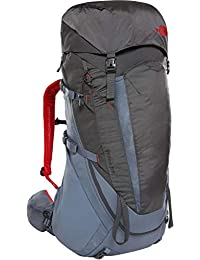 ded7e3261a THE NORTH FACE Terra 55 Hiking Backpack - Grisaille Grey/Asphalt Grey,  Large/