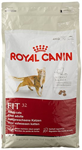 Royal Canin Cat Food Fit 32 Dry Mix 4kg