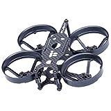 IFlight TurboBee FPV 80 mm Cadre en fibre de carbone compatible avec les quadricoptères de course 2-3S Drone Gecko Indoor Rack