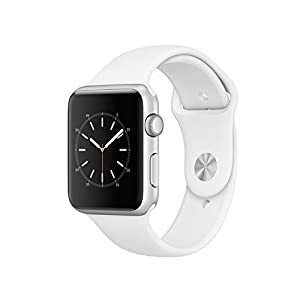 Apple Watch Series 1, 42 mm, GPS, Aluminium Gehäuse, 2016