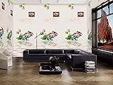 Best Whole House Worlds Bird Houses - Wallpaper 3D Non-Woven Custom Murals Wall Mural Modern Review