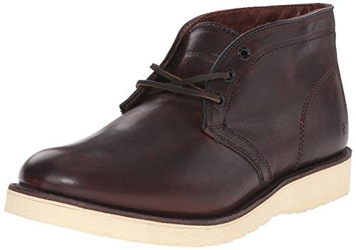 FRYE Mens Freeman Chukka Boot Redwood