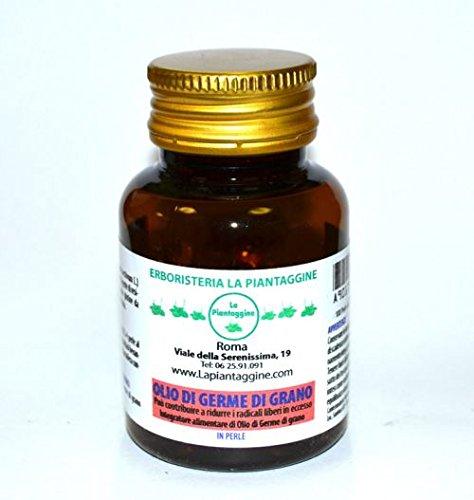 Olio di Germe di Grano 100 perle