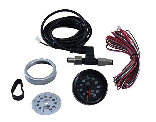 AEM Analog, gauges,gage,52mm,Needle,Water,Fluid,Meter,500cc,Methanol,Flow,0-500CC,Face,kit,Boost,30-5141