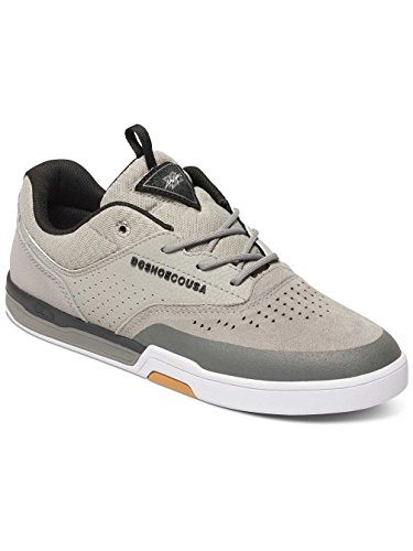 DC Shoes Cole Lite 3 S - Chaussures de skate pour Homme ADYS100230 Gris - Grey/Black