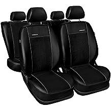 PREMIUM (PR2) (totalmente a medida) - Juego de fundas de asientos - Negro - 5902538447607
