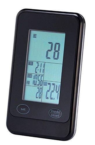 AsVIVA S10 Indoor Cycle Cardio X mit 20kg Schwungscheibe (Filzbremse und Riemenantrieb, inkl. Multifunktionscomputer mit Handpulsmessung, verstellbarer Sattel und Lenker – günstig vom Testsieger) - 2