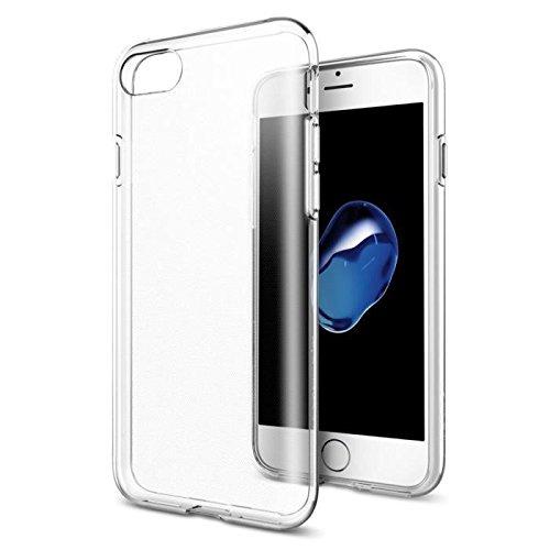 Manguita iPhone 7, SPIGEN® [Liquid Crystal] Flexible TPU, Protección Flaca y Claridad Premium para iPho …