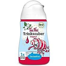TeeFee Bio Sirup Trinkzauber Original Hibiskus - zuckerfreier Sirup (3x jeweils 48ml) | ohne Kalorien | voller Geschmack (Hibiskus)