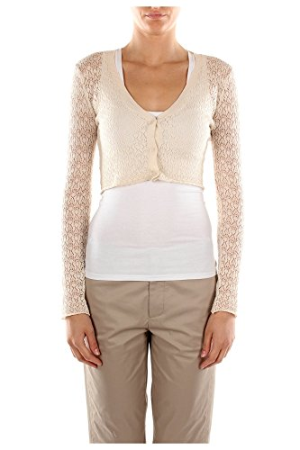 Cardigan Twin-Set Donna Cotone Chantilly J3S5AC00522 Beige M