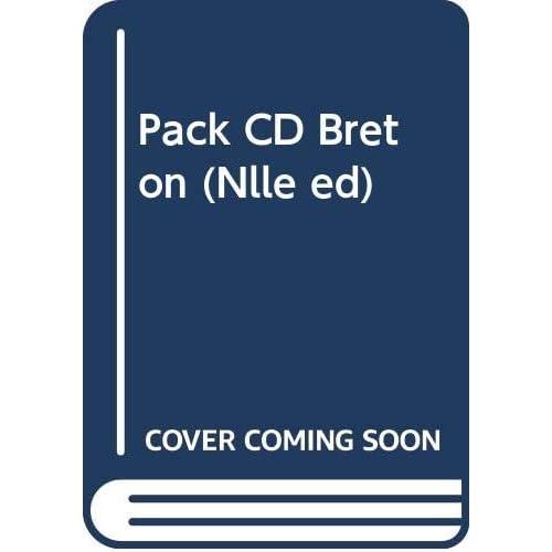 Pack CD Breton (Nlle ed)