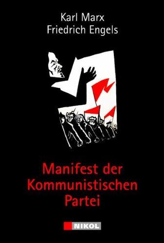 Buchseite und Rezensionen zu 'Manifest der Kommunistischen Partei' von Karl Marx