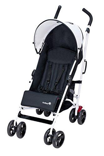 Safety 1st Slim - Silla de paseo, color negro y blanco