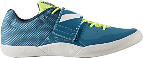 Adidas ADIZERO DISCUS/HAMMER, Leichtathletikschuhe, MysteryPetrol/FtwrWhite/PetrolNight MysteryPetrol/FtwrWhite/PetrolNight