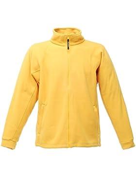 Topsport - Chaqueta - Vellón - para hombre amarillo amarillo luz brillante X-Small