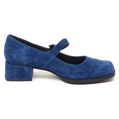 Camper D8702 (Without Box) Decollete Donna Blu Shoe Woman Blu