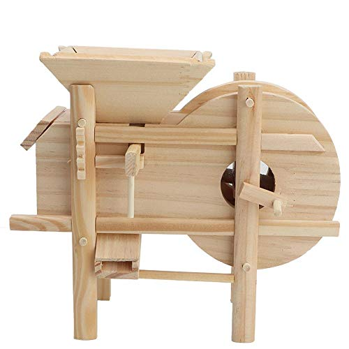 modello strumento di fattoria simulazione mini attrezzi agricoli in legno set di mobili per casa delle bambole ornamento della stanza arredamento da scrivania educazione giocattolo cognitivo regalo