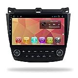 Android 7.1 Car Radio GPS Player Navigation for Honda Accord 7 2003-2007 Navi Multimedia Head Unit Car Audio Stereo WiFi GPS Navigation (Android 7.1 32G for Accord 7)